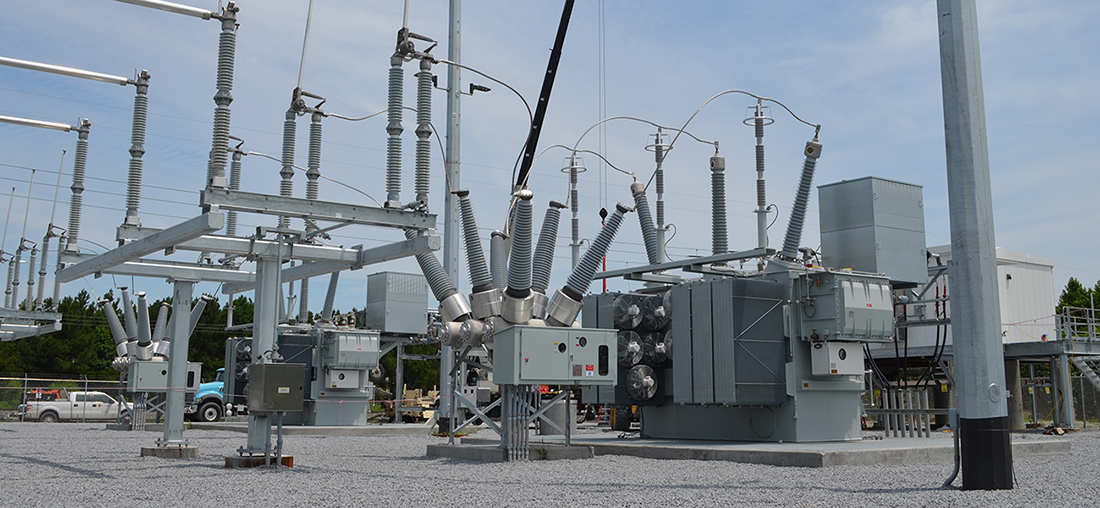 Electrical Instrumentation at PCS Substation
