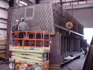 Steam Surface Condenser Fabrication